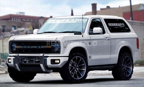 2019 Ford Bronco Raptor Specs, Price, Review, Rating