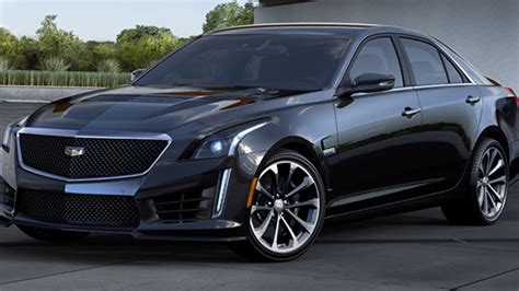2016 Cadillac Ctsv Review  Part Luxury Sedan, Part
