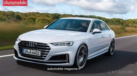 audi  rendered carwale