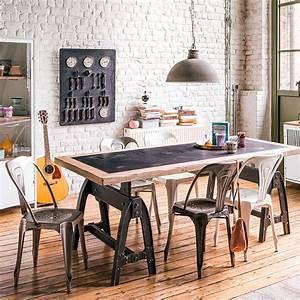 Maison Du Monde Industriel : style industriel maison du monde ~ Teatrodelosmanantiales.com Idées de Décoration