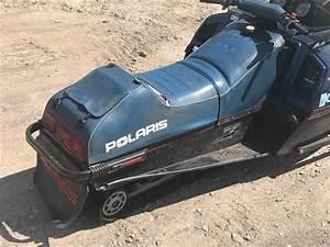 1991 Polaris 650 Rxl Snowmobile