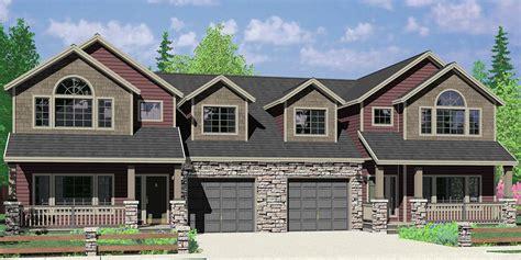 garage apartment plans 2 bedroom duplex house plans two unit home built as a single family