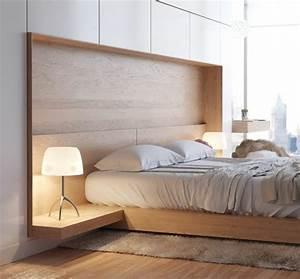 idees chambre a coucher design en 54 images sur archzinefr With les chambre a coucher en bois