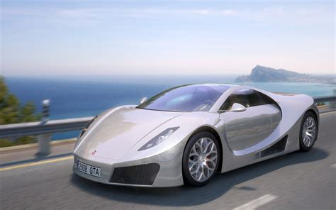 Gta Concept Super Sport Car 3 Wallpapers