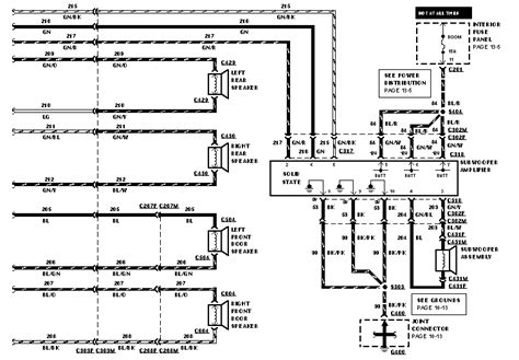Need Ford Probe Wiring Diagram