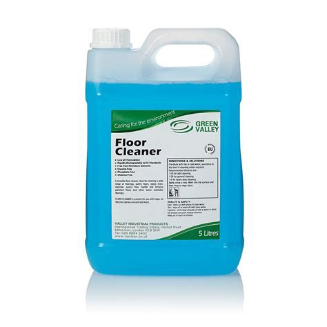GREEN VALLEY floor cleaner 1x5 litres   VIP Clean
