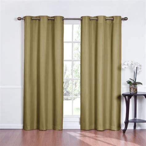 eclipse curtains kent grommet window panel