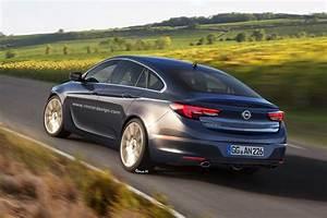 2017 Opel Insignia B Looks Like a Premium Sedan in the ...