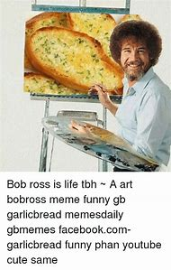 Best 25 ideas about bob ross meme find what youll love bob ross funny memes voltagebd Gallery