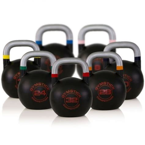 kettlebell competition gymstick training