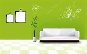 QQ Wallpapers: Digital Art Interior Design HD Wallpaper Set 1