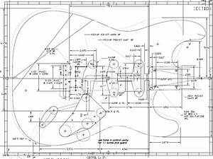 the stratelecaster page 8 telecaster guitar forum With strat neck template