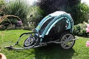 Fahrradanhänger 2 Kinder Testsieger : kinder fahrradanh nger 2 in 1 kaum gebraucht ~ Kayakingforconservation.com Haus und Dekorationen