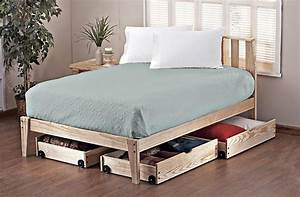 Have Your Children Twin Bed with Storage for Well ...