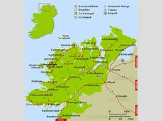 Letterkenny self catering holiday accommodation Donegal