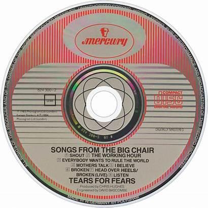 Chair Songs Tears Fears Cd Fanart Album
