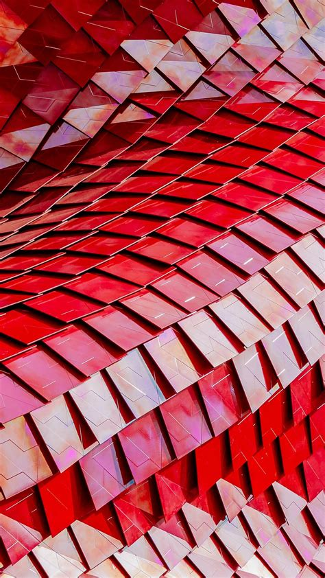 wallpaper vanke pavilion red  architecture