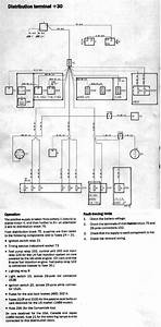 1989 91991 Saab 900electrical Wiring Diagram Fault Tracing Service