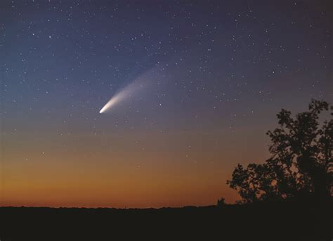 Comet puts on dazzling display | Boerne Star