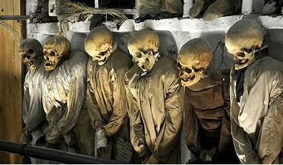 Palermo Catacumbas Capuchinos Ocultas Momias Nationalgeographic