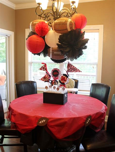 17 Best Images About Superbowl Party Ideas On Pinterest. Design A Baby Room. Teal Dining Room. Decoration For Kids Room. Dorm Room Beds. Games Rooms. Sound Proof Room Design. Upholstering Dining Room Chairs. Designing A Meditation Room