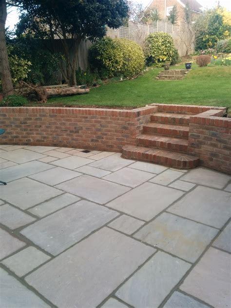 brighton  hove landscape gardener patios paving