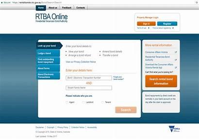 Rtba Bond Lodge Register Victoria Email Prompts