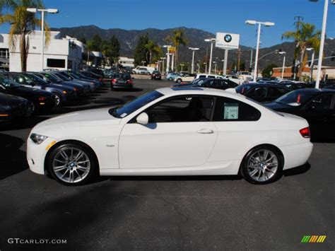2010 Bmw 328i Coupe by Alpine White 2010 Bmw 3 Series 328i Coupe Exterior Photo
