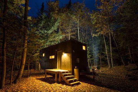 tiny house rental startup getaway walked