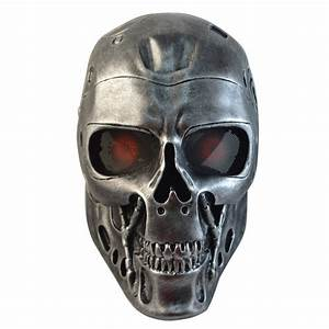 Terminator Full Face Mask skull mask Airsoft Paintball ...