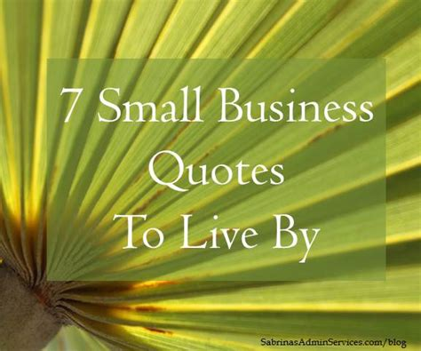 small business quotes    sabrinas admin services