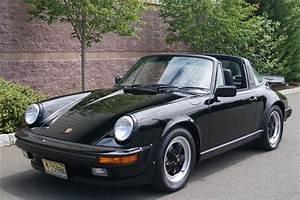 1987 Porsche 911 Carrera Targa On Auction With 7 646 Miles