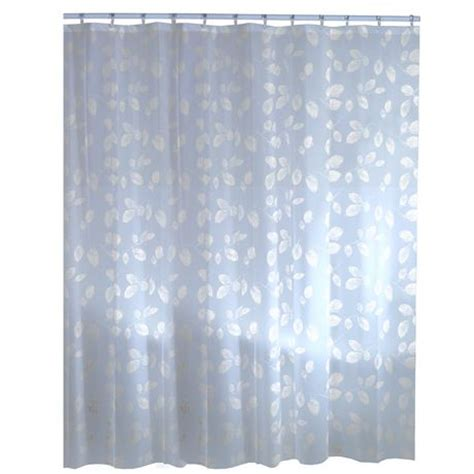 Curtains At Walmartca by Mainstays Leaf Peva Shower Curtain Walmart Ca