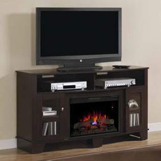 kmart fireplace tv stand classicflame lasalle electric fireplace tv stand