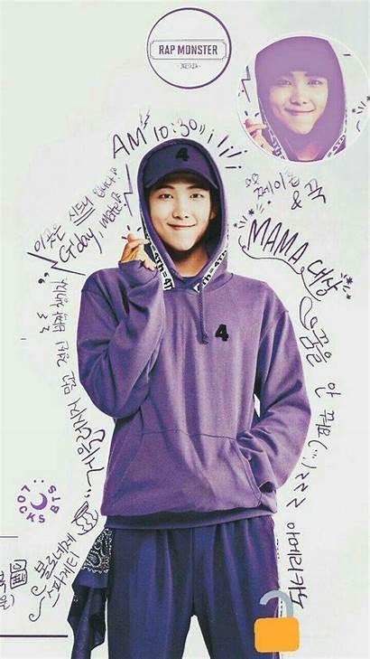 Bts Rm Wallpapers Namjoon Wattpad Kim Rap