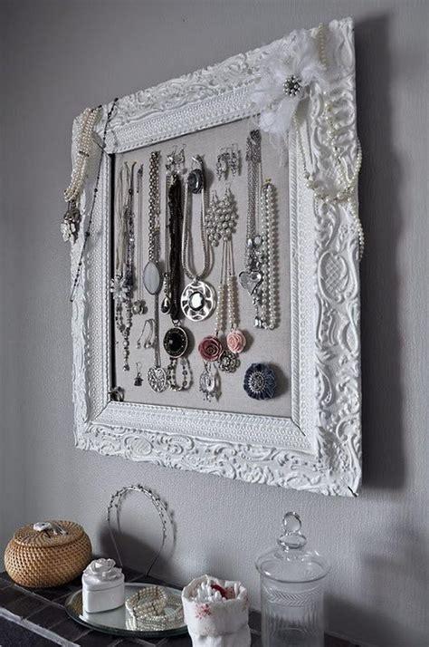 creative jewelry storage display ideas hative