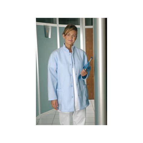 veste cuisine personnalisé veste polaire passe couloir ciel label blouse