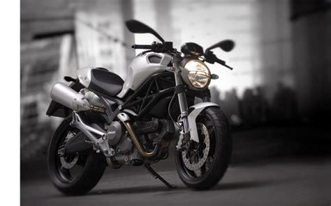 White, Ducati, Monster, , Super, Bike, Wallpaper, Desktop