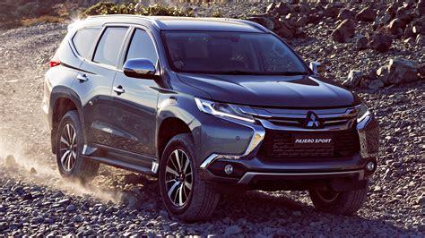 Mitsubishi Updates Pajero Sport For 2018