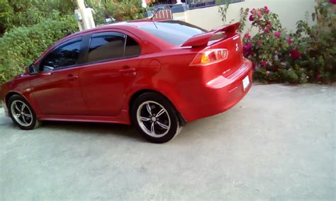 Mitsubishi Lancer Gt For Sale by 2008 Gt Mitsubishi Lancer For Sale In Harbour Jamaica