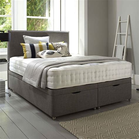 Reylon Bed by Relyon Salisbury Ortho Kingsize Divan Bed At Relax Sofas