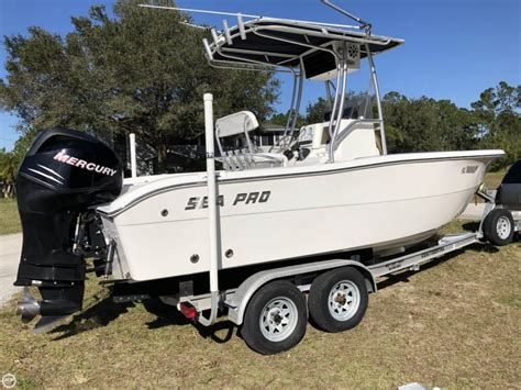 Sea Pro Boats For Sale In Florida by Sea Pro New And Used Boats For Sale In Florida
