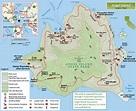 Angel Island State Park Map - Belvedere Tiburon California ...