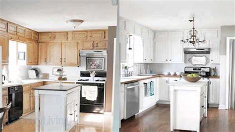 renover une cuisine rustique en moderne 12 exemples avant après pour un relooking maisons