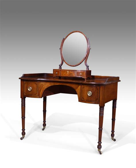 antique vanity table antique dressing table regency dressing table mahogany