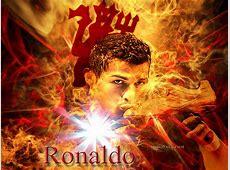 Cristiano Ronaldo wallpaper fire 1000 Goals