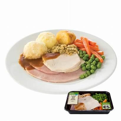 Turkey Dinner Ham Roast Dinners Centra Offers