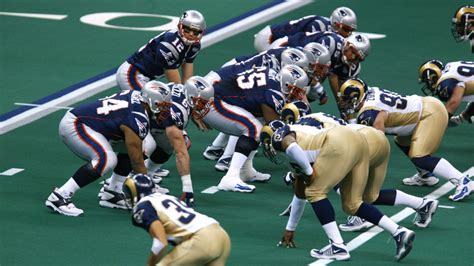 Super Bowl Xxxvi Where It All Began For The New England