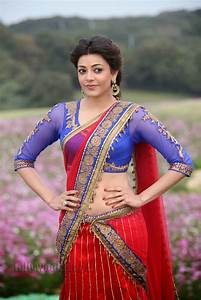 Actress Kajal Agarwal in Jilla Movie | electrihot