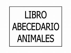 ABECEDARIO Animales01